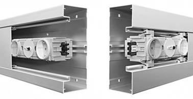 Описание: C-Profil und frontrastender Gerätebau