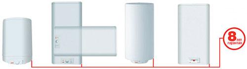 Настенные накопительные водонагреватели AEG Comfort