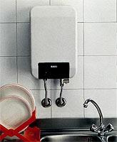 Электрический накопительный водонагреватель BAXI