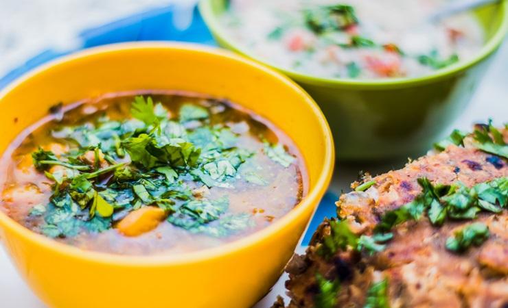 Как готовить блюда индийской кухни