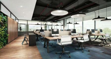 Как влияет дизайн офиса на бизнес и рабочий процесс