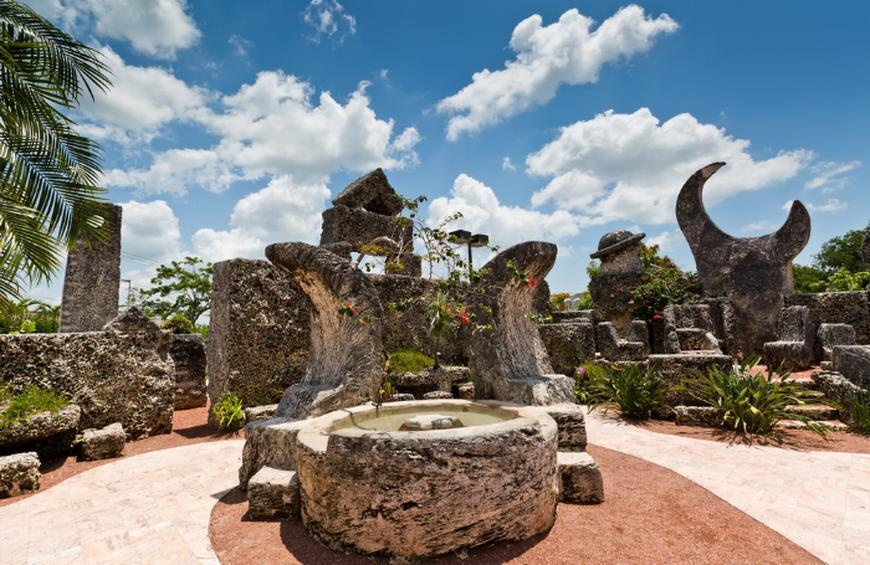 Коралловый Замок (Хоумстед, Флорида)
