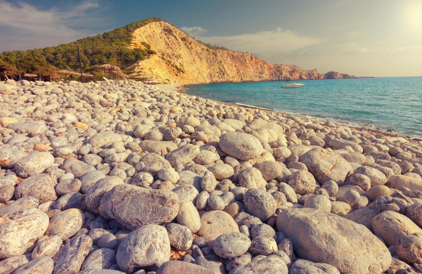 Cala Jondal (Ibiza, Balearic Islands)