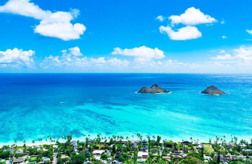 Пляж Ланикай (Кайлуа, Гавайи)
