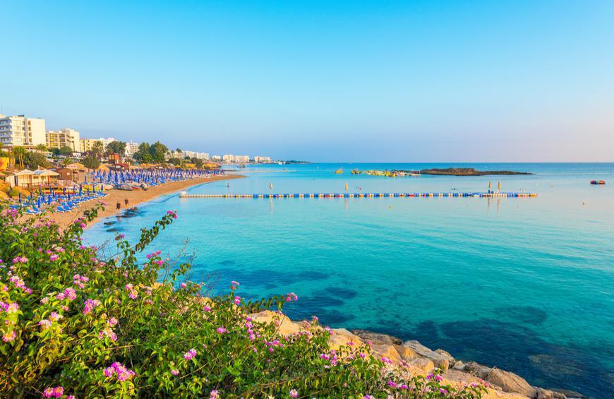 Залив Фигового Дерева (Протарас, Кипр)