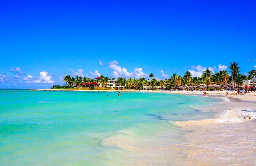 Пляж Варадеро (Варадеро, Куба)