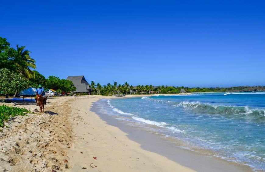 Пляж Натадола (Вити Леву, Фиджи)