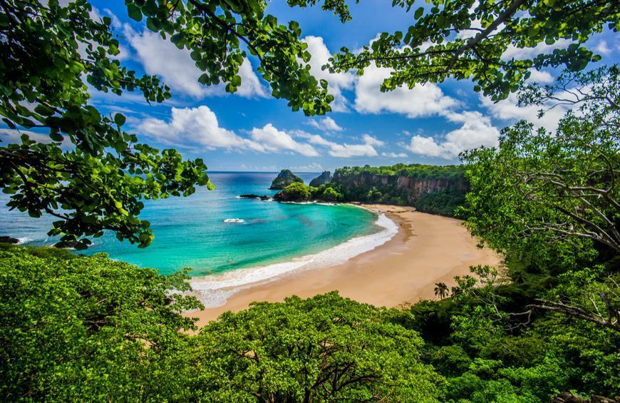 Baía do Sancho (Fernando de Noronha, Brazil)