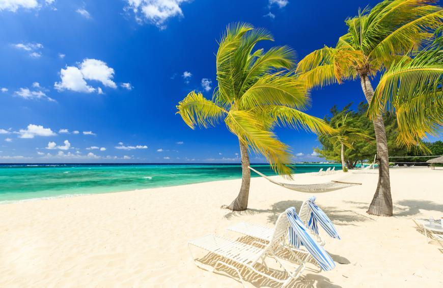 Seven Mile Beach (Большой Кайман, Каймановы Острова)