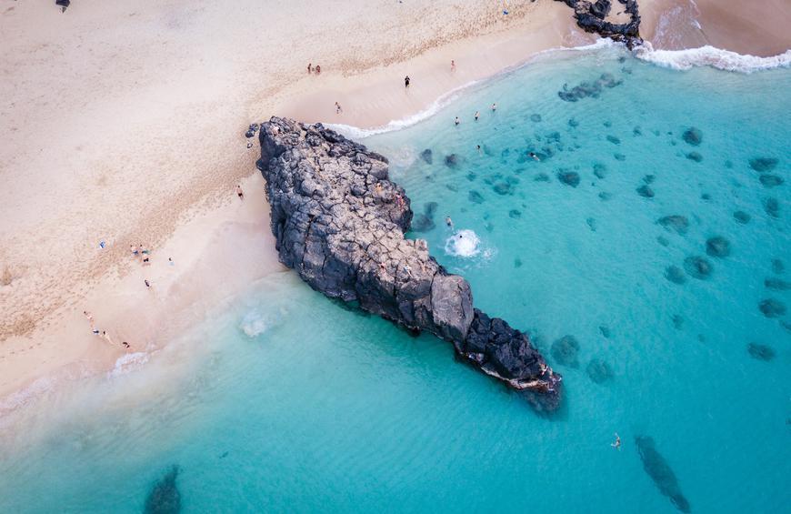 Пляжный Парк Ваймеа-Бей (Халейва, Гавайи)