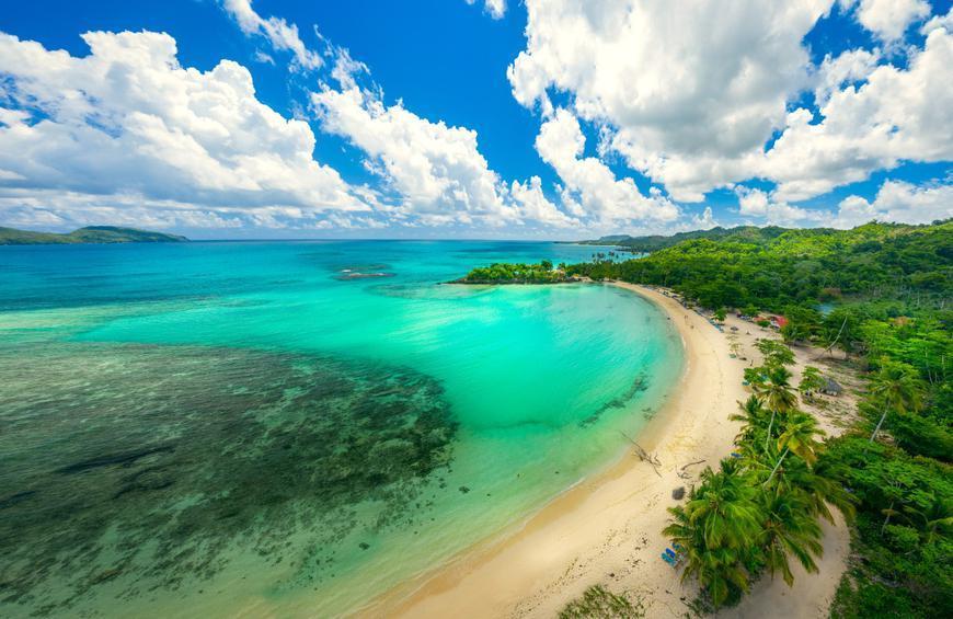 Playa Rincón (Las Galeras, Dominican Republic)