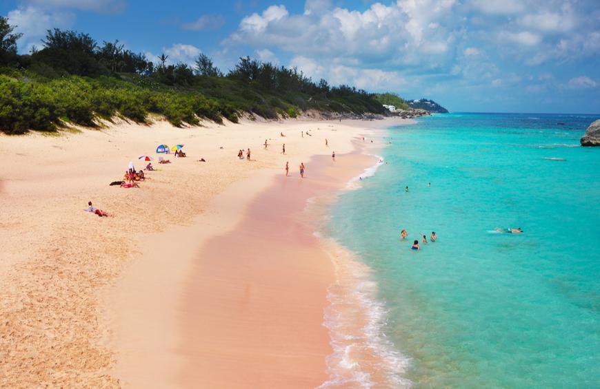 Horseshoe Bay Beach (Саутгемптон, Бермудские Острова)