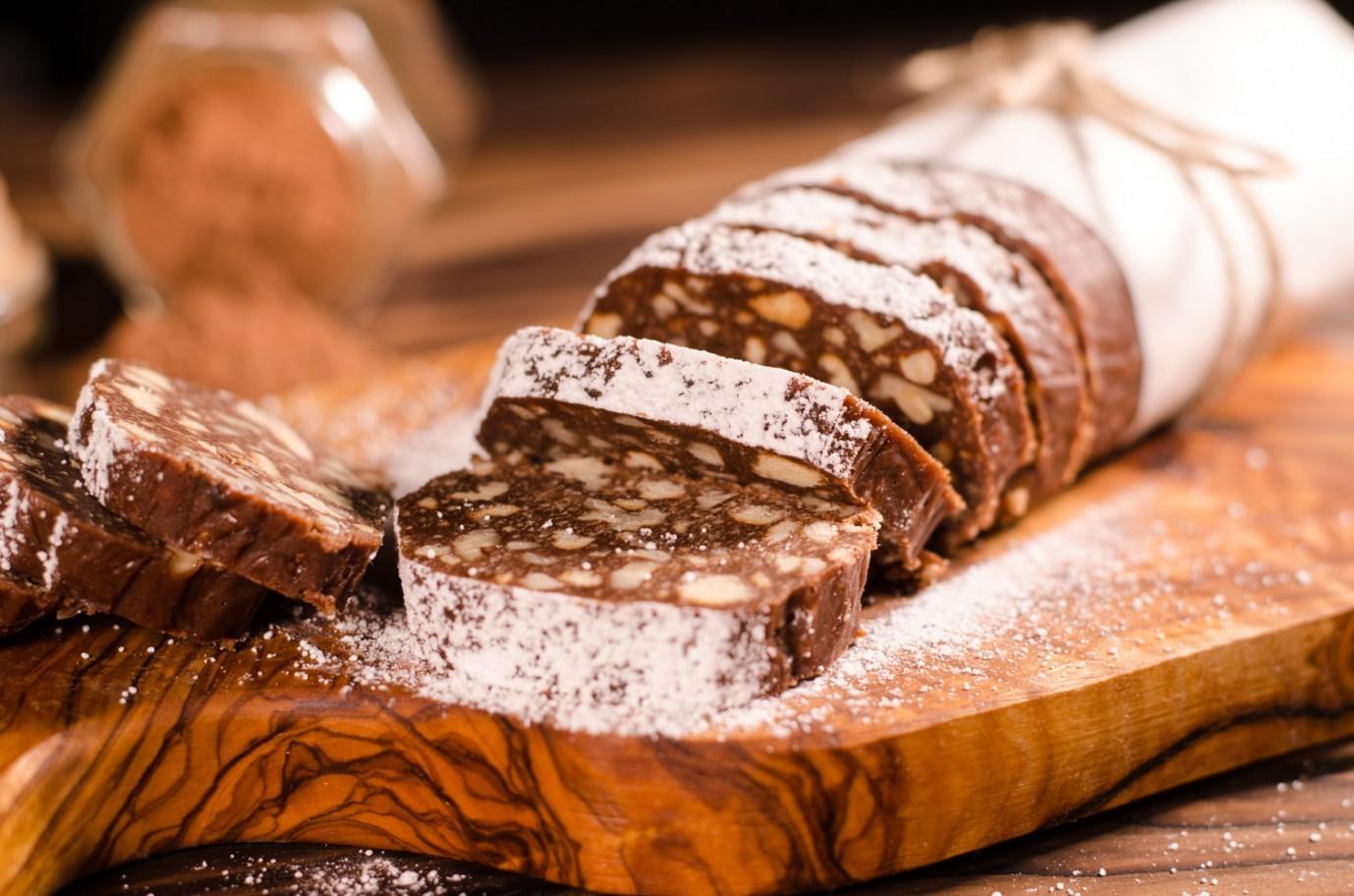 Сладкая колбаса — секреты приготовления и полезные советы