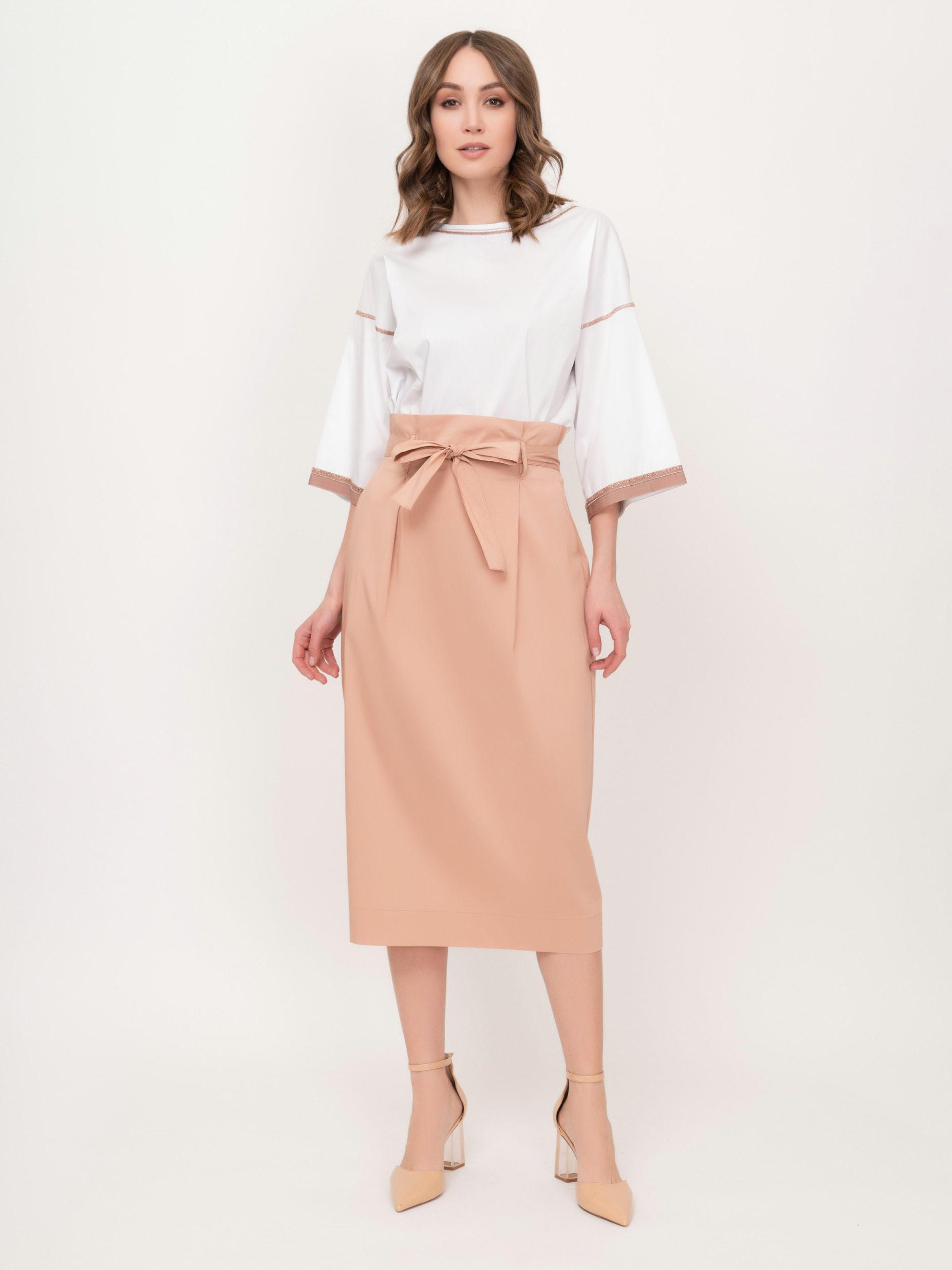 Модные юбки осень-зима 2021-2022